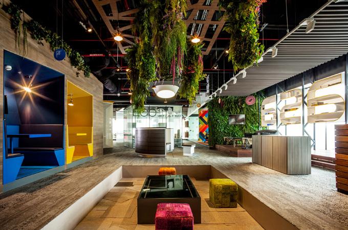 Interior wellbeing on SBID Pro interior design blog featuring design by SpAce Arquitectura