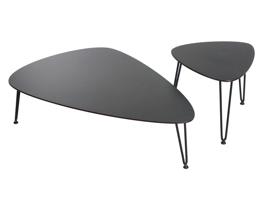 Vincent Sheppard Rozy Table Small Black Sbid Pro